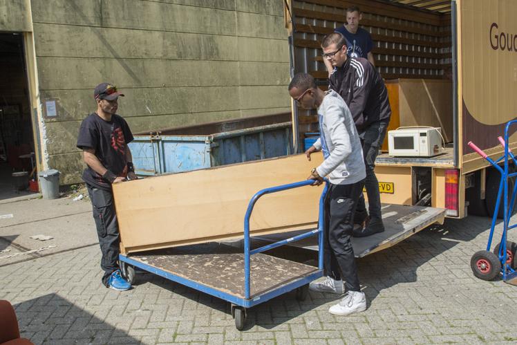 Kringloopwinkel Winschoten Groningen Goudgoed