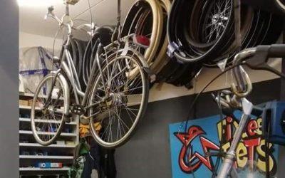 Koop je nieuwe fiets tweedehands, of laat je oude repareren
